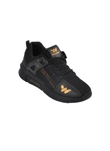 Walkway 1797 Haki-Siyah Unisex Spor Ayakkabı Siyah